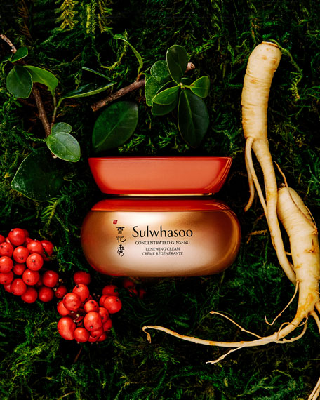 Sulwhasoo 2 oz. Concentrated Ginseng Renewing Cream