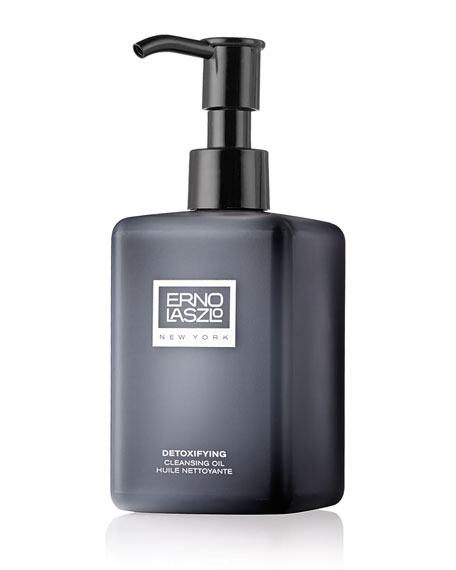 Erno Laszlo Detoxifying Cleansing Oil, 6.6 oz.