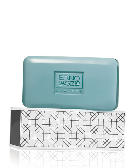 Erno Laszlo Oil-Control Cleansing Bar, 3.4 oz.