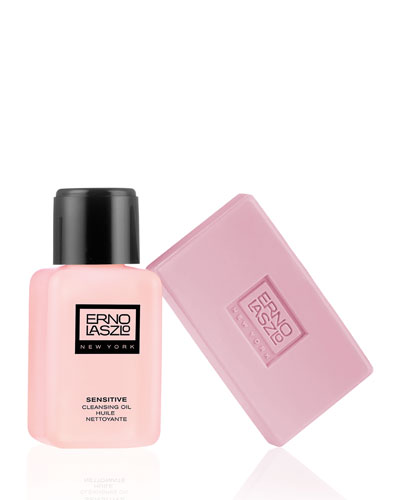 Sensitive Skin Bespoke Cleansing Set ($38 Value)