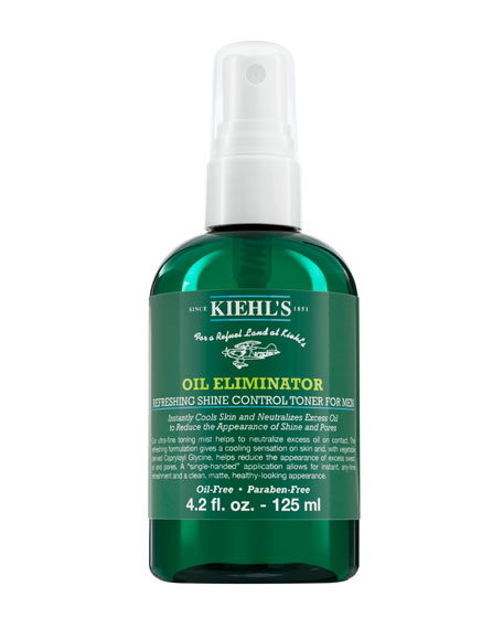 Kiehl's Since 1851 Oil Eliminator Toner, 4.2 oz.