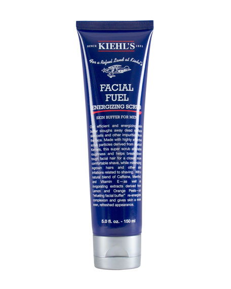 Kiehl's Since 1851 Facial Fuel Energizing Scrub, 5.0
