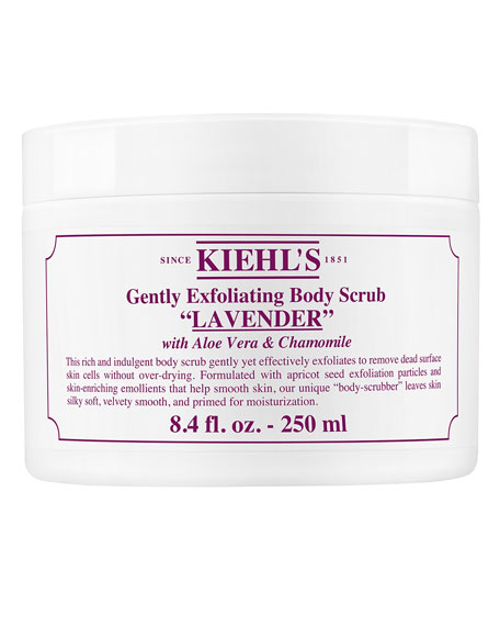 Kiehl's Since 1851 Lavender Gently Exfoliating Body Scrub,