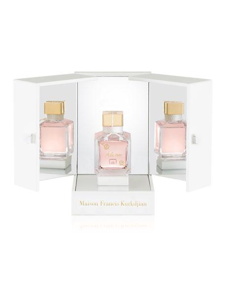 A la rose Extrait de parfum hand made, 2.4 oz./ 70 mL
