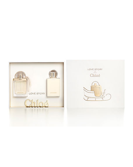 Chloé Love Story Fragrance Gift Set