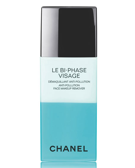 <b>LE BI-PHASE VISAGE </b><br>Anti-Pollution Face Makeup Remover, 5 oz.