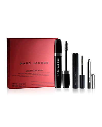 Limited Edition About Lash Night 3-Piece Mascara and Eyeliner Collection
