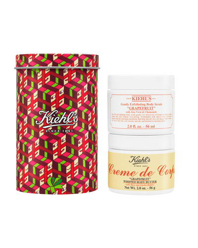 Limited Edition Grapefruit Body Care Duo ($27 Value)