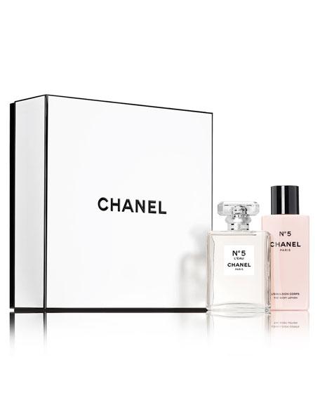 CHANEL <b>Limited Edition N°5 L'EAU Set</b>