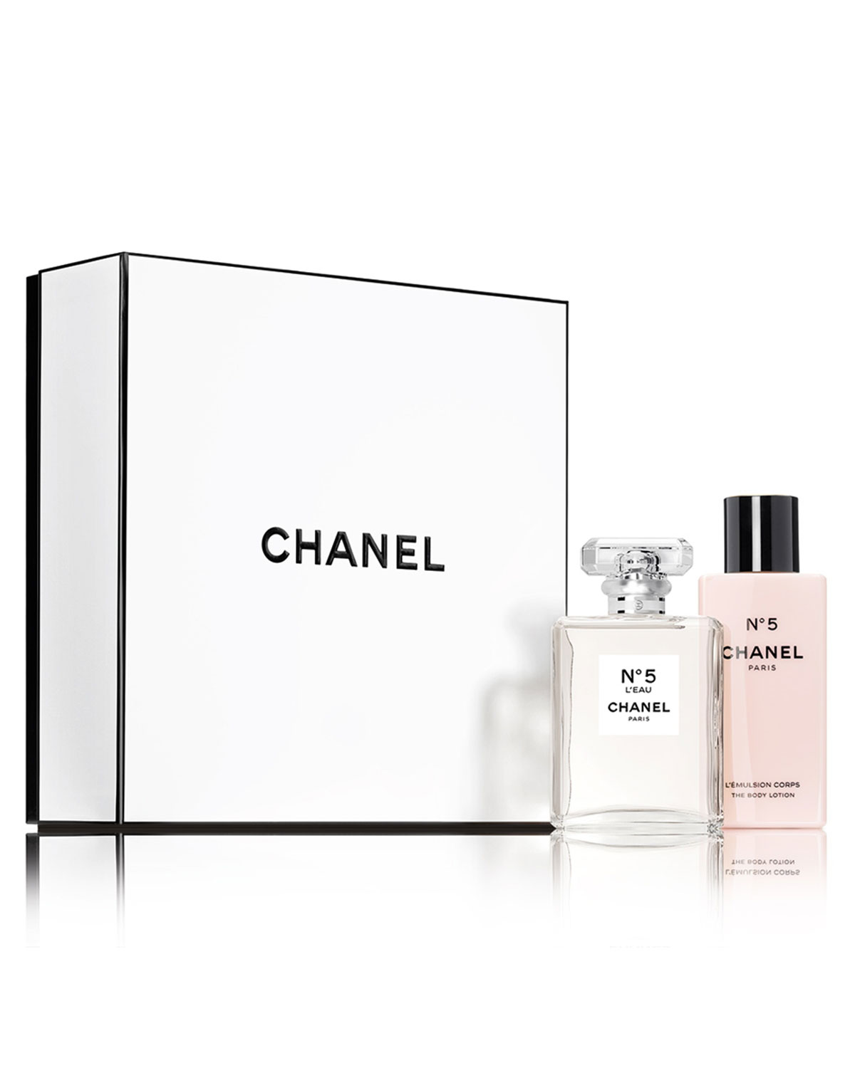 CHANEL <b>Limited Edition N°5 L'EAU Set</b>