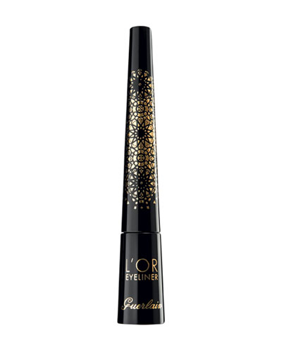 Limited Edition L'Or Felt Eyeliner, Sparkling Gold - Holiday Collection