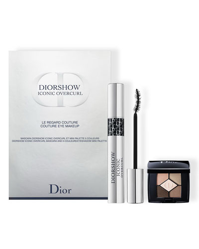 Limited Edition Diorshow Iconic Overcurl Set