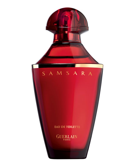 Samsara Eau de Toilette, 1.7 oz./ 50 mL