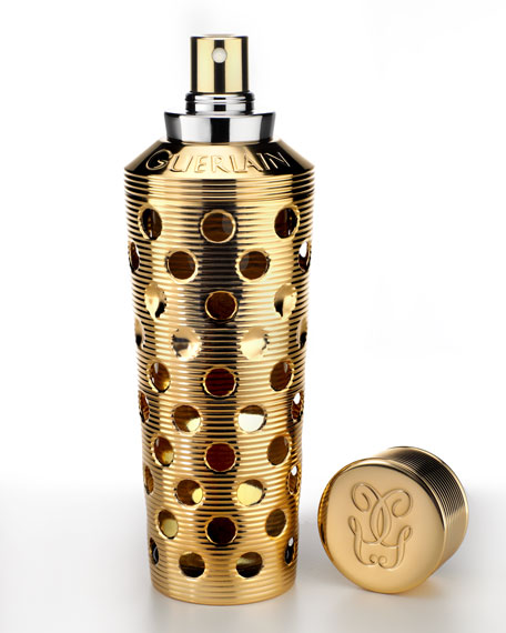 Jicky Refillable Gold Canister, 92 mL/ 3.1 oz.