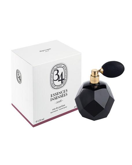 Limited Edition Essences Insensées – Rose de Mai Eau de Parfum, 4.2 oz./  124 mL
