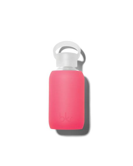 bkr Glass Water Bottle, Rosy, 250 mL