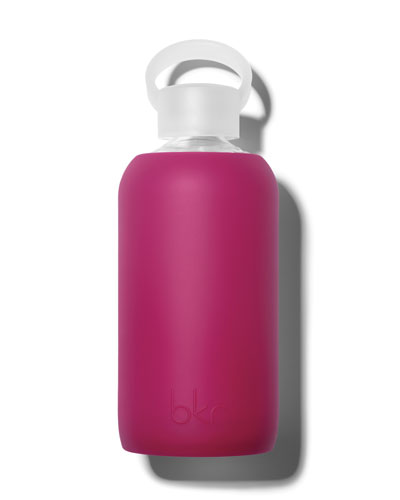 Glass Water Bottle, Harlow, 500 mL