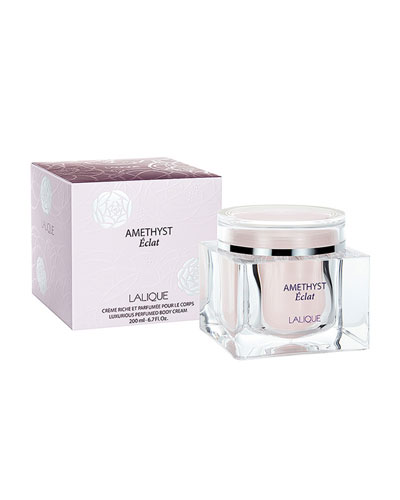 Amethyst Éclat Perfumed Body Cream  200 mL
