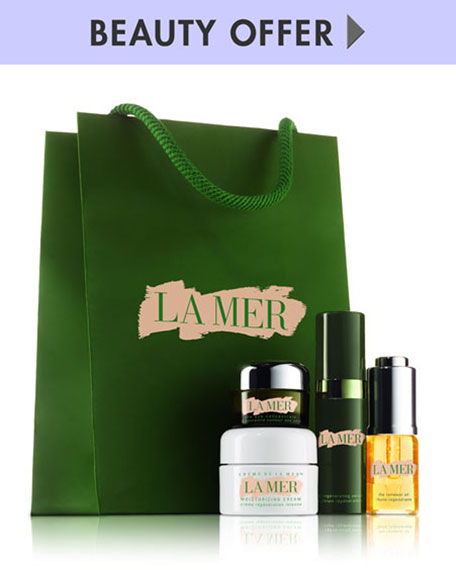 Receive a free 4-piece bonus gift with your $350 La Mer purchase