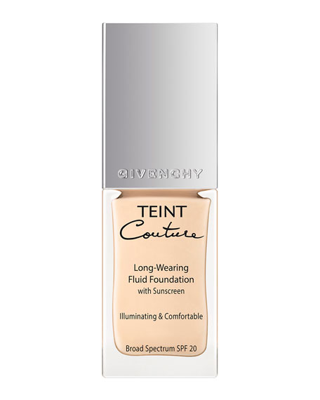 Givenchy Teint Couture Long-Wearing Fluid Foundation SPF 20,