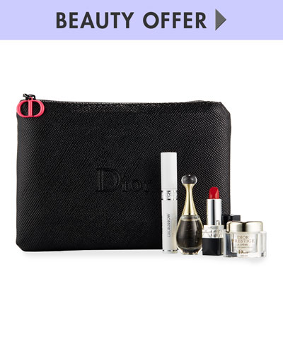 Receive a free 5-piece bonus gift with your $250 Dior Beauty purchase