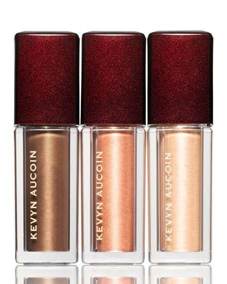 Limited Edition The Loose Shimmer Shadow Set ($98 Value)