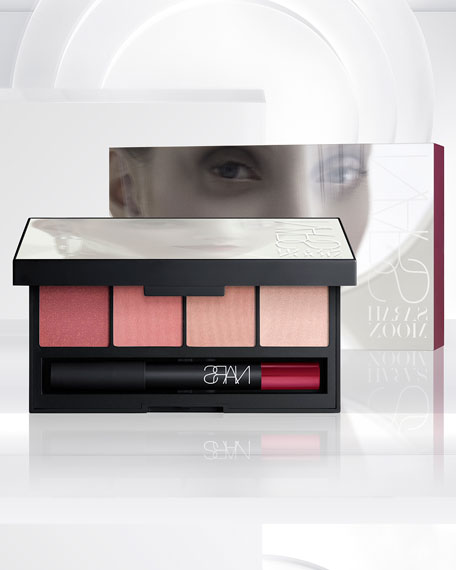 Limited Edition Sarah Moon True Story Cheek and Lip Palette