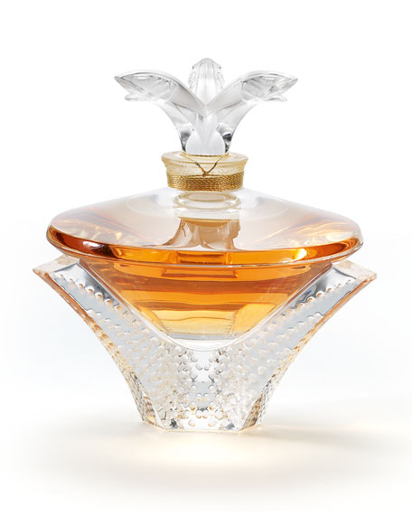 2010 Lalique Limited Edition Cascade Flacon
