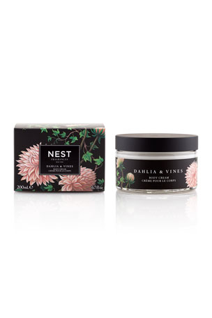Nest Fragrances 6.7 oz. Dahlia & Vines Body Cream
