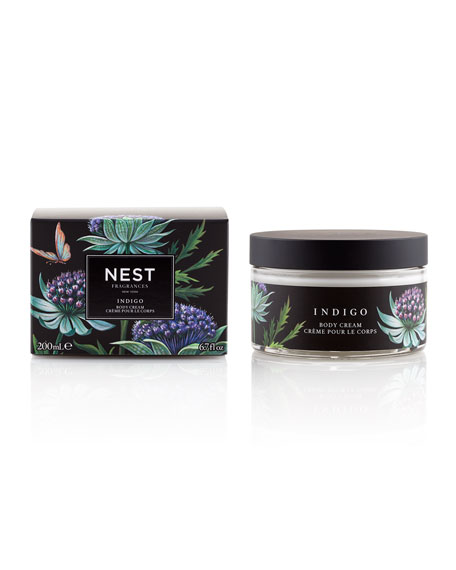 Nest Fragrances Indigo Body Cream, 6.7 oz.