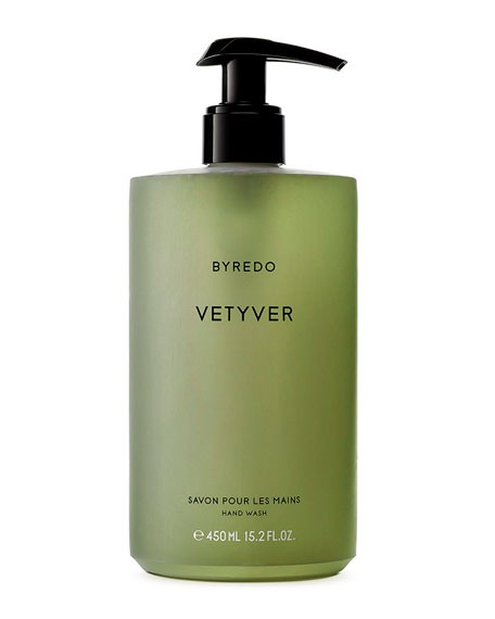 Vetyver Hand Wash, 15 oz./ 450 mL