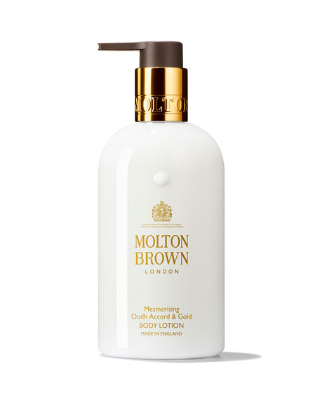 Molton Brown Mesmerizing Oudh Accord & Gold Body