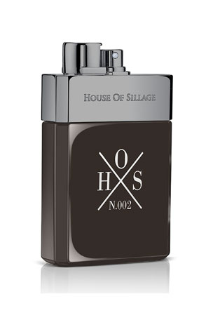 House of Sillage Signature HOS N.002, 2.5 oz./ 75 mL