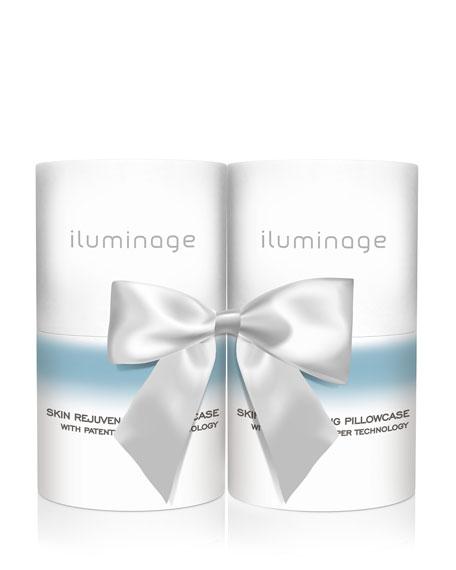 Iluminage Beauty Standard Size Pillow Case Duo ($120
