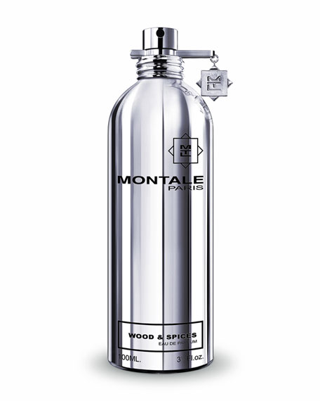 Montale Wood & Spices Eau De Parfum, 3.4 Oz/ 100 Ml In C00