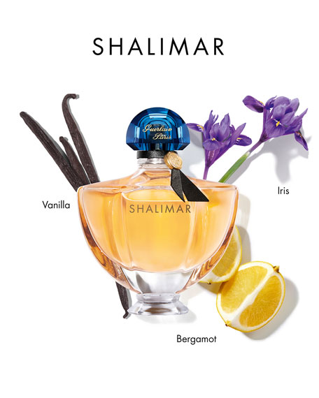 Guerlain Shalimar Eau de Toilette Spray, 3 oz./ 89 mL