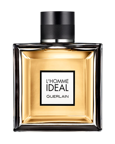 Guerlain Ideal L'Homme Eau de Toilette Spray, 3.4