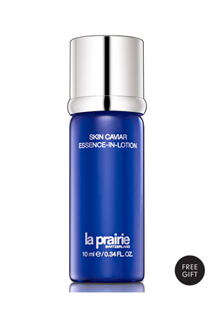 La Prairie Yours with any $600 La Prairie purchase—Online only*