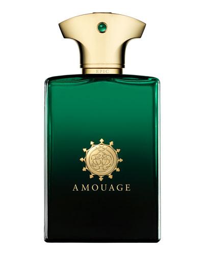 Epic Man Eau de Parfum  3.3 oz./ 100 mL
