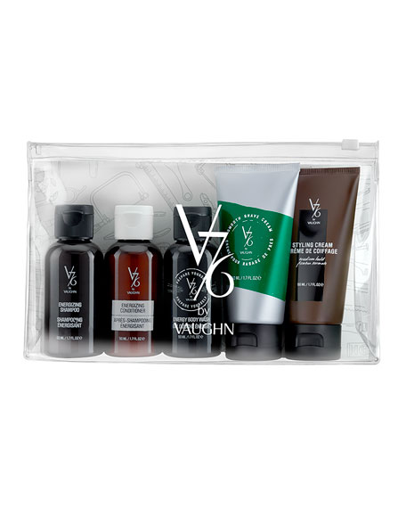 Well Groomed Travel Set
