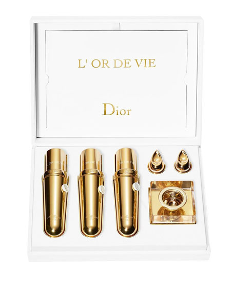 Dior Limited Edition L'Or de Vie La Cure