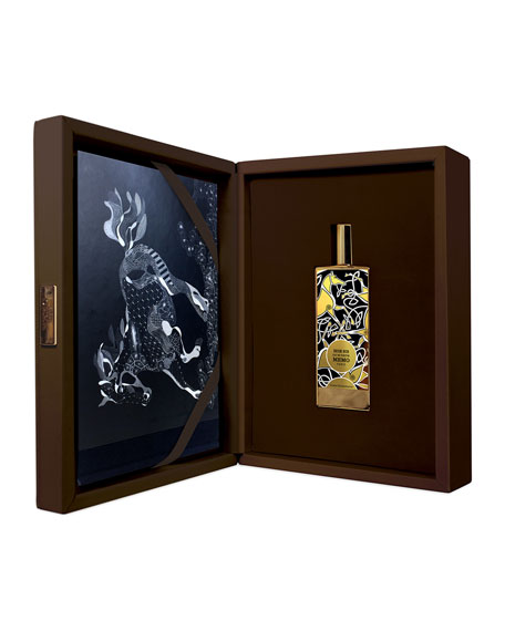 Irish Oud Limited Edition Leather Coffret, 2.5 oz./ 75 mL