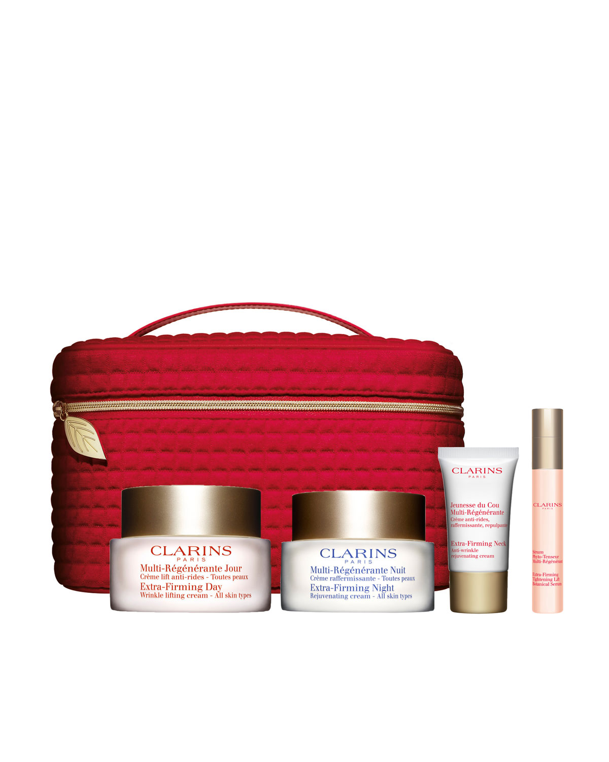 Clarins Limited Edition Extra Firming Luxury Collection 229 Value Day Cream 15ml Night