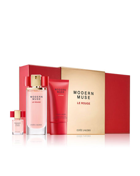Limited Edition Modern Muse Le Rouge Fragrance Gift Set ($112.00 Value)