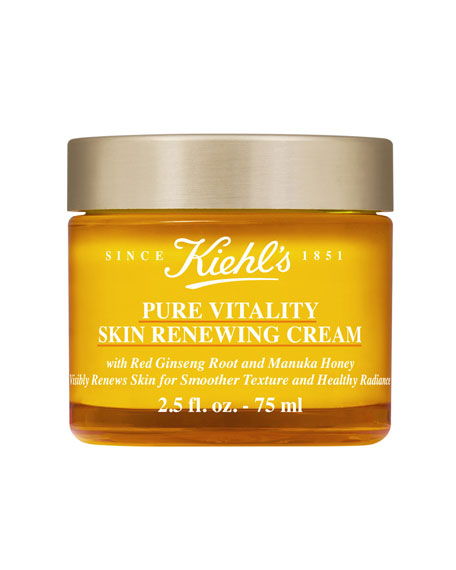 Pure Vitality Skin Renewing Cream, 75 mL