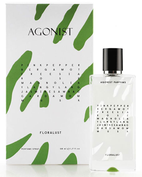 Agonist Floralust Perfume Spray, 1.7 oz./ 50 mL