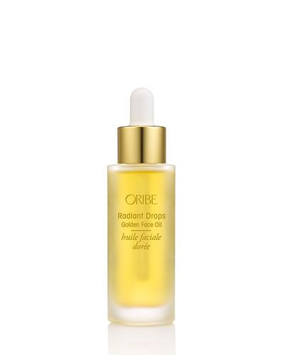 Radiant Drops Golden Face Oil