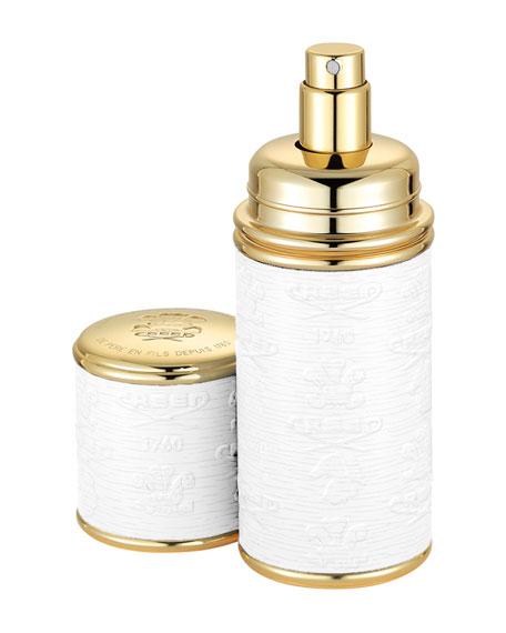 Atomizer Gold/White, 1.7 oz./ 50 mL