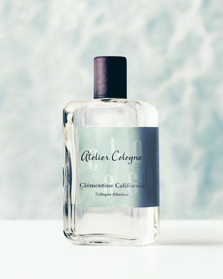 Clémentine California Cologne Absolue, 6.8 oz./ 200 mL