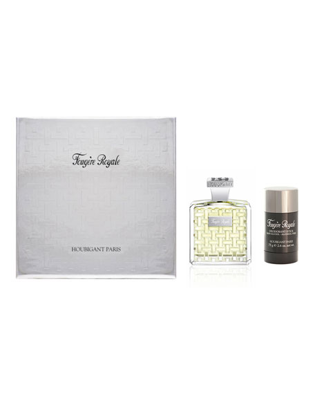 Houbigant Paris Fougere Royale Fragrance Set